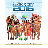 2016 Magic city calendar