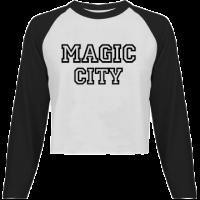Magic City Allstar Crop top