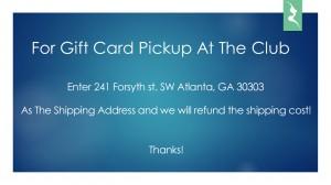 Giftcardpickups